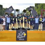 Great 2015 Tour de France Success for teams on DSP Bar Tape