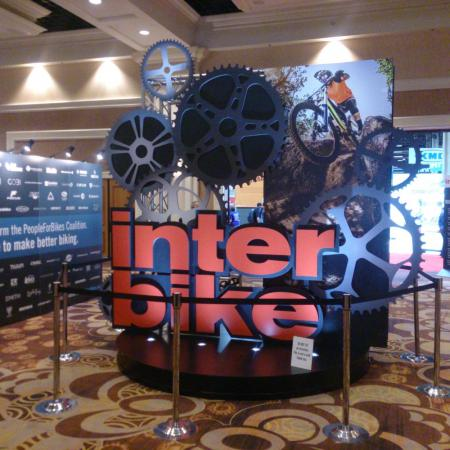 Photos from Interbike 2016