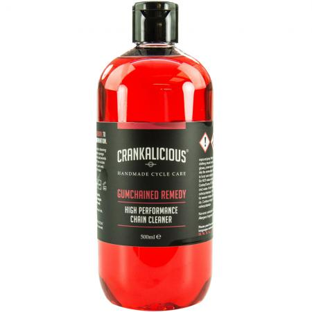 Crankalicious Gumchained Remedy High Performance Chain Cleaner