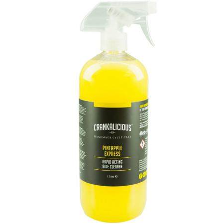 Crankalicious Pineapple Express Rapid Acting Bike Cleaner