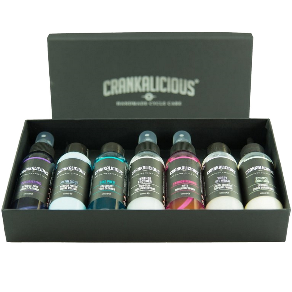 "Crankalicious ""Special Stages"" Gift Box"