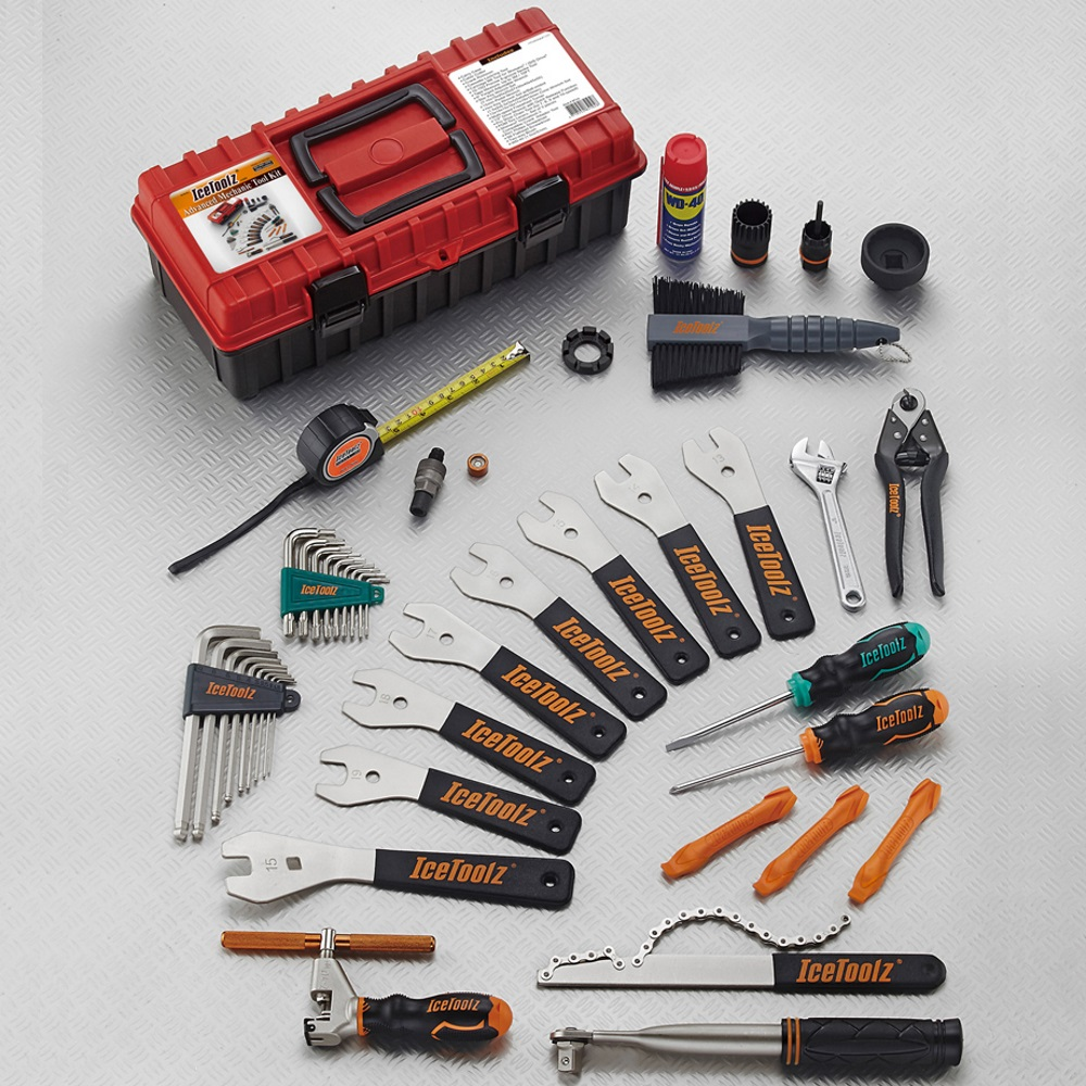 IceToolz Advanced Mechanical Tool Kit