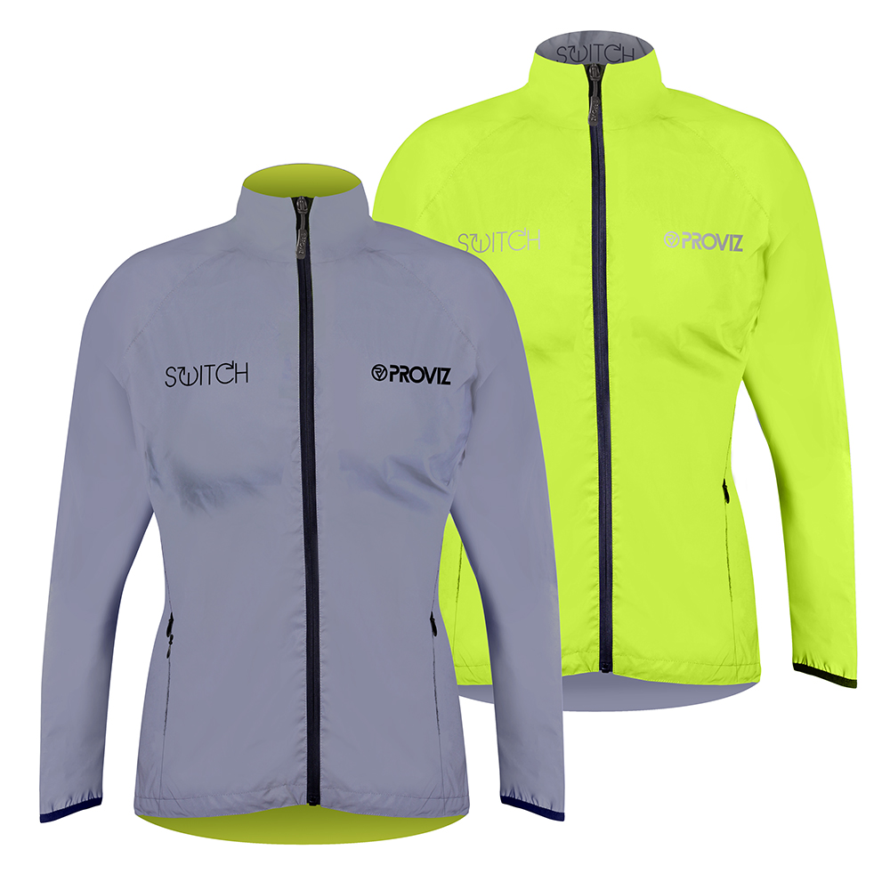 Proviz Switch Womens Cycling Jacket